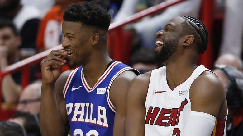 Miami Heat Jimmy Butler free agency