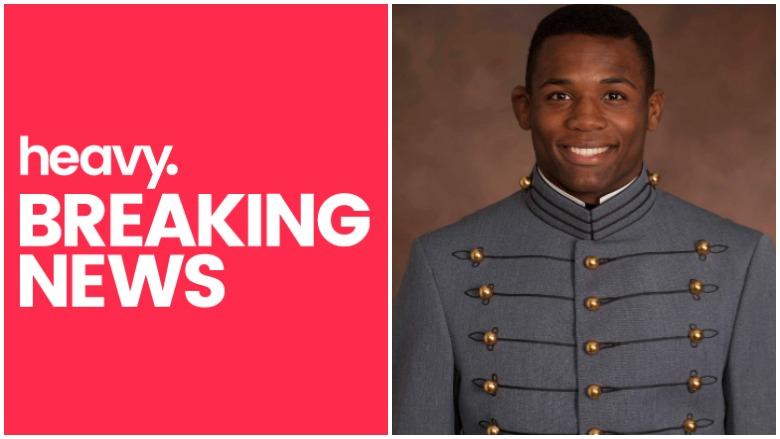 West Point cadet Christopher J Morgan