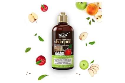 apple cider vinegar shampoo