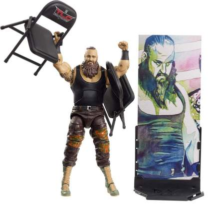 WWE Elite Collection Series # 62 Braun Strowman Action Figure