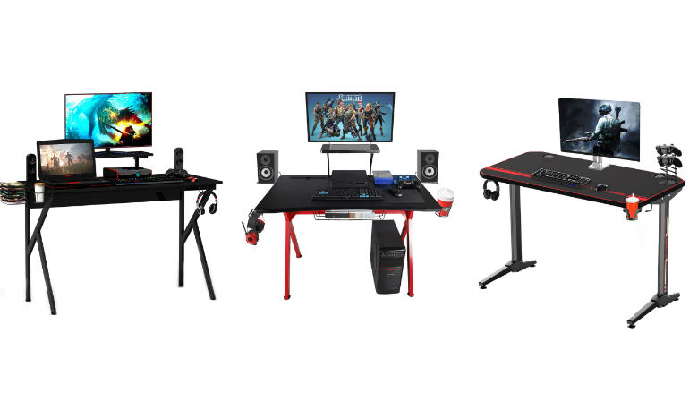 11 Best Cheap Gaming Desks: Your Buyer's Guide (2021)   Heavy.com