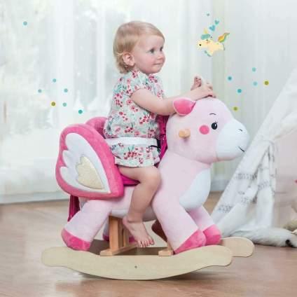 labebe - Baby Rocking Horse