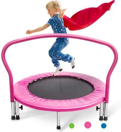 """Merax 36"""" Mini Trampoline for Kids"""