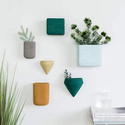Wall Decor Planters
