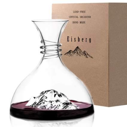 Iceberg Wine Decanter Aerator