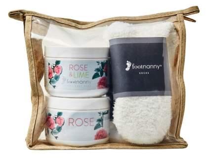 Rose Foot Treatment Gift Set