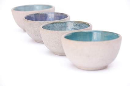 Colorful Ceramic Small Bowl