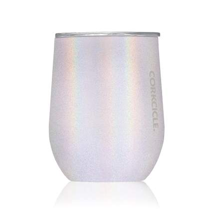 Click image to open expanded view Corkcicle 12 oz Triple-Insulated Stemless Glass