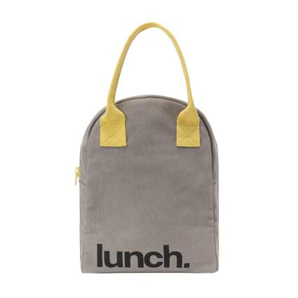 Fluf Reusable Canvas Lunch Bag