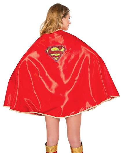 Supergirl Adult Deluxe 30-Inch Cape