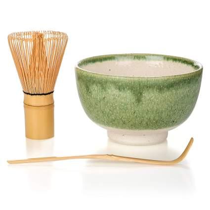 Matcha Green Tea Gift Set