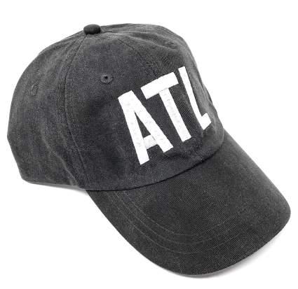 Custom Monogrammed Airport Code Hat