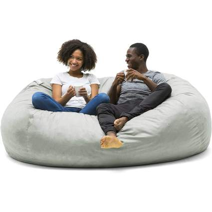Big Joe Lenox Fuf Foam Filled Bean Bag