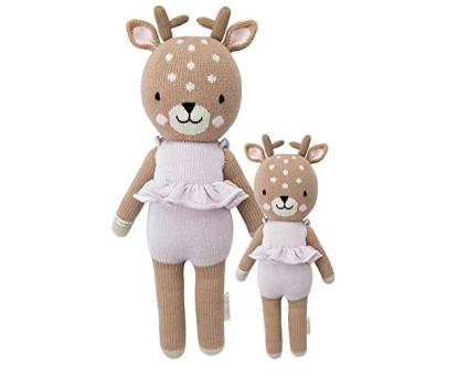 CUDDLE + KIND Knit Doll