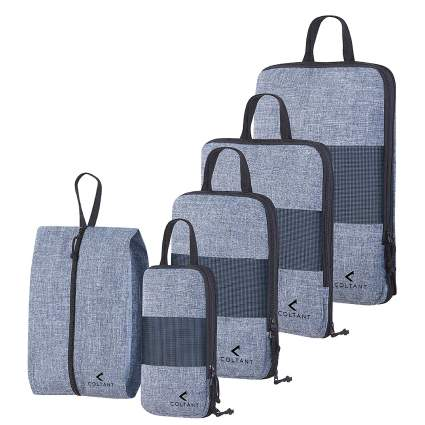 Compression Packing Cubes Travel luggage