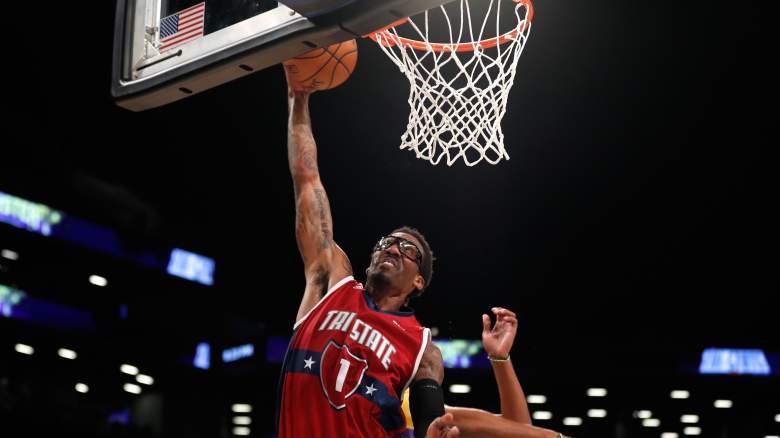 Amar'e Stoudemire Lakers