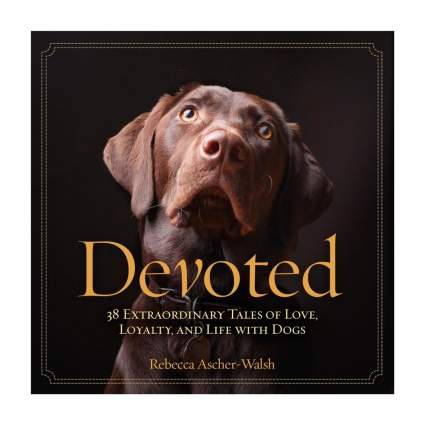 Amazon devoted book gifts for dog lovers