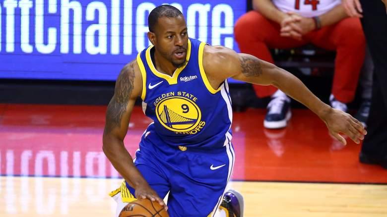 Lakers Free Agency Andre Iguodala Buyout