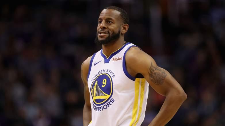 Andre Iguodala Free Agency Lakers Rockets