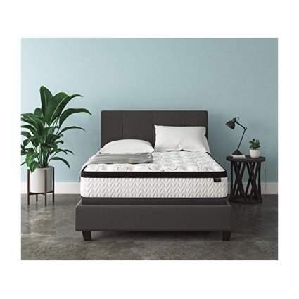 hybrid innerspring queen mattress