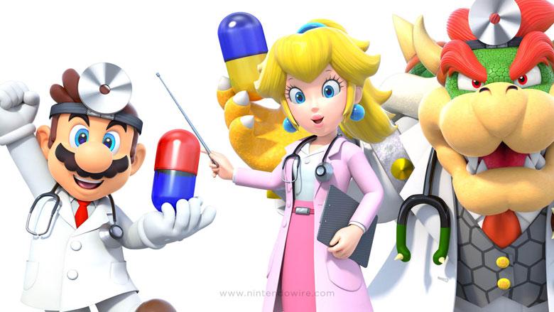 Dr. Mario World Doctors