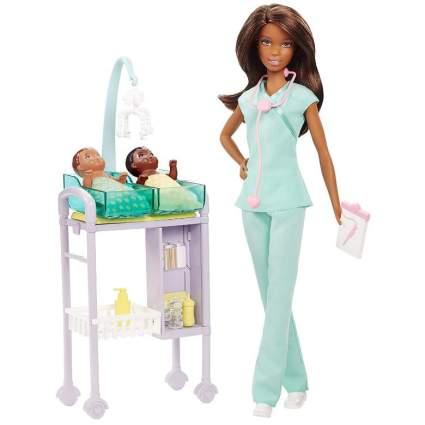 Barbie Careers Baby Doctor Doll Playset