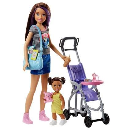 Barbie Skipper Babysitters Inc.