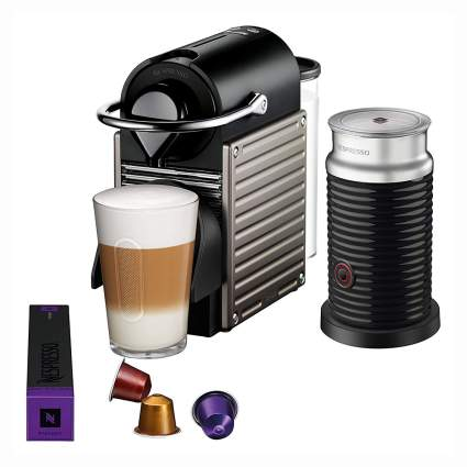 Nespresso pod espresso maker