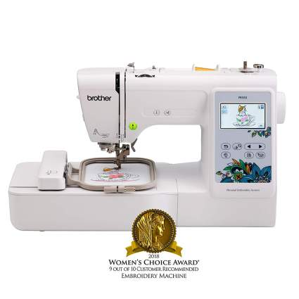 White Brother embroidery machine