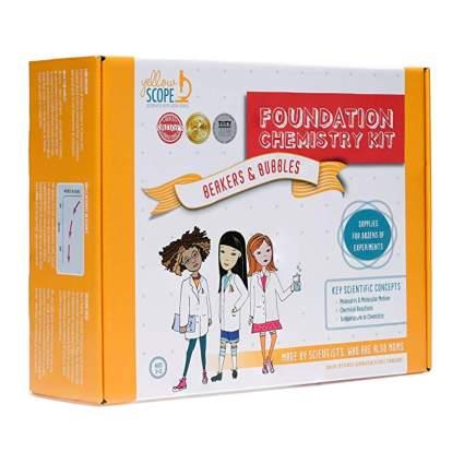 chemistry kit for girls