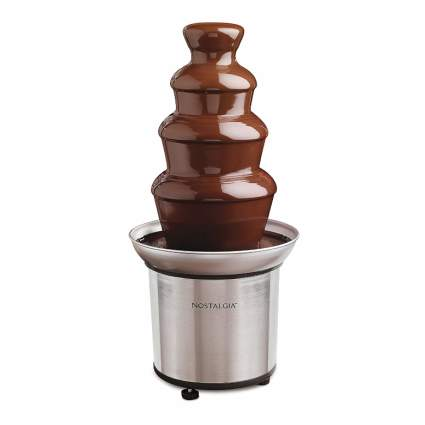 chocolate fountain xmas gifts for wife