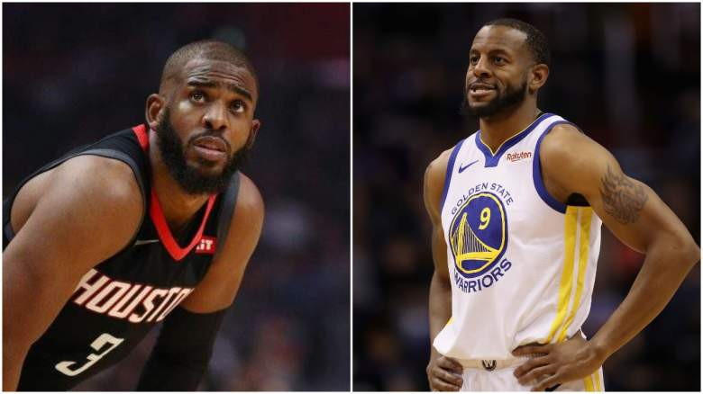 Lakers Free Agency Buyout Targets Chris Paul