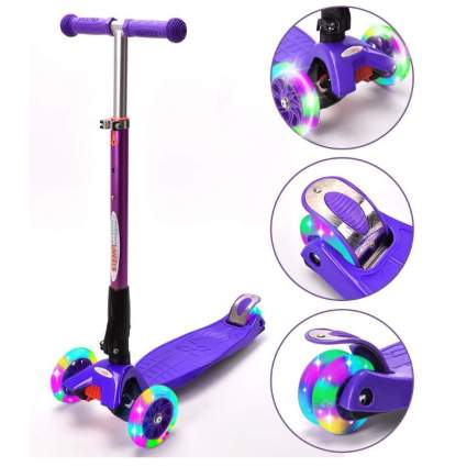 ChromeWheels Scooters for Kids