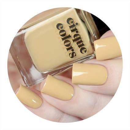 Vanderbilt yellow cirque colors polish