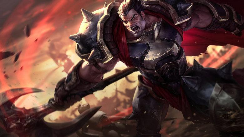 Darius Teamfight Tactics