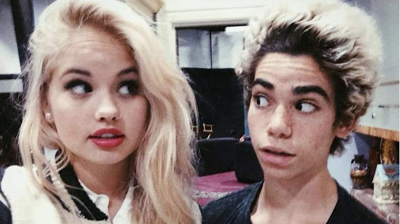 Debby Ryan Breaks Silence For A Tribute To Cameron Boyce Heavy Com