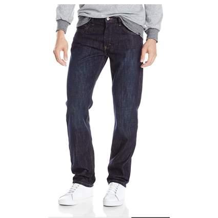 mens five pocket jeans
