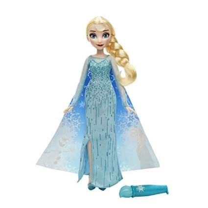 Disney Frozen Elsa's Magical Story Cape Doll