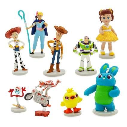 Disney Pixar Toy Story 4 Deluxe Figure Set