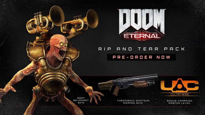 DOOM Eternal Pre Order