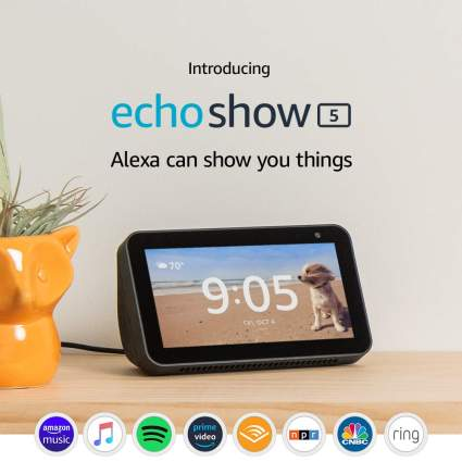 amazon echo show 5 deal