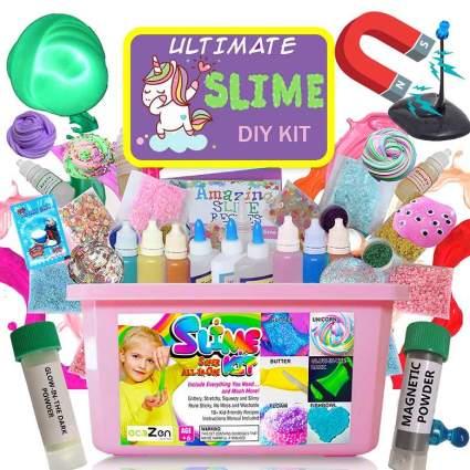 ecoZen Lifestyle Ultimate Slime Kit for Girls