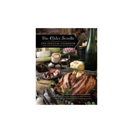 elder scrolls cookbook