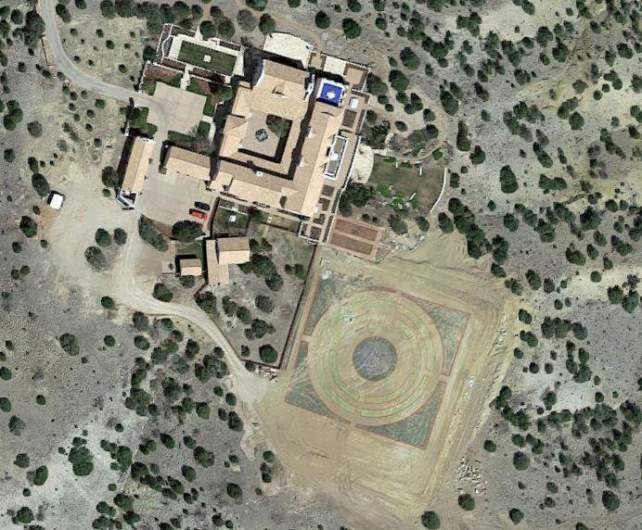 Jeffrey Epstein New Mexico Home