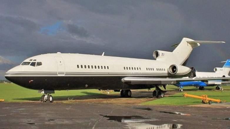 Jeffrey Epstein Boeing 727