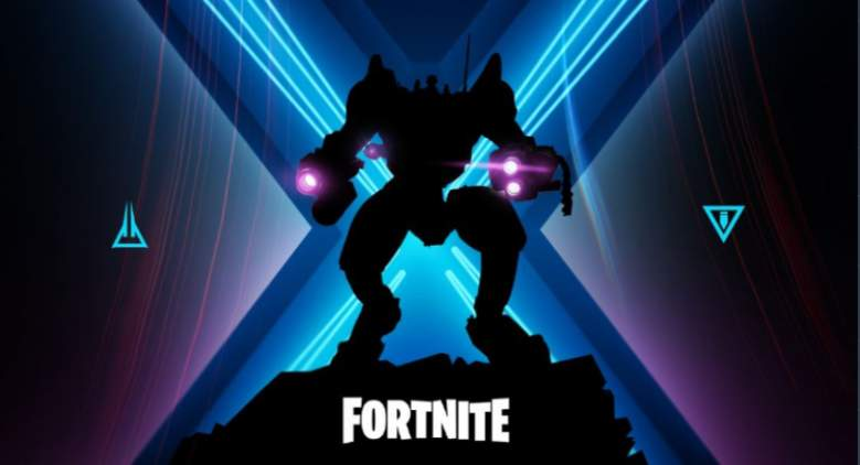 Fortnite Season 10 Teaser Mech