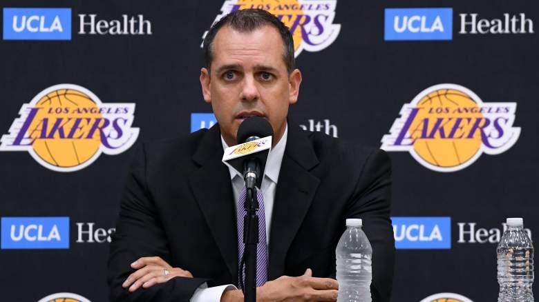 Lakers Coaching Staff