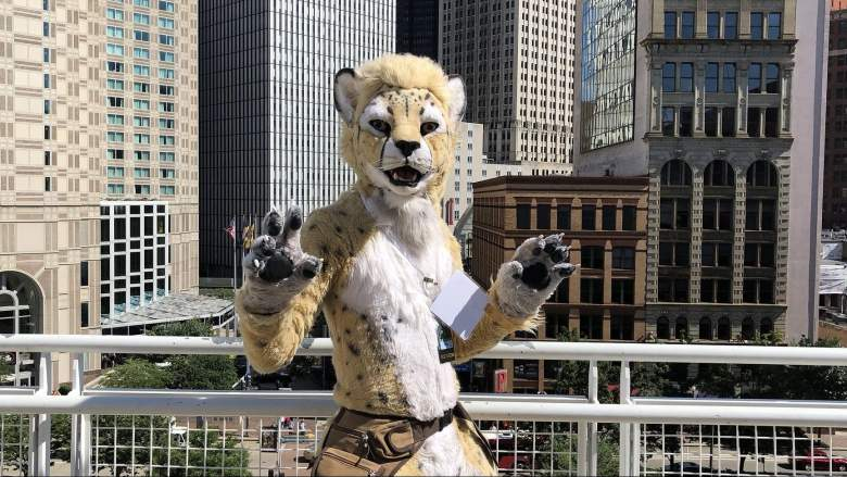Furries in Pittsburgh