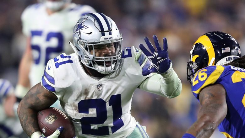 Ezekiel Elliott Holdout Contract