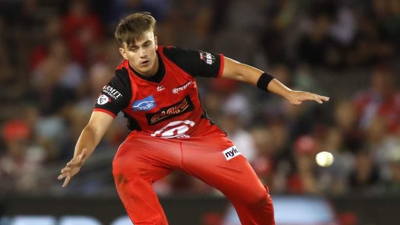 Australian Cricketer Cameron Boyce